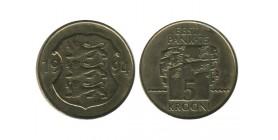 1 Couronne Estonie