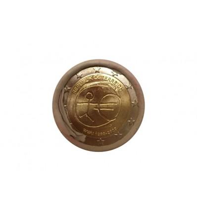 Rouleau 2€ 10 ans de l'Euro autriche
