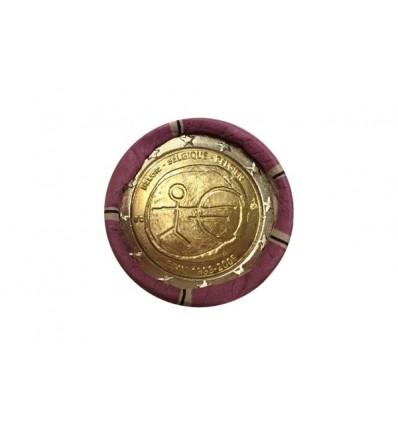 Rouleau 2€ 10 ans de l'Euro belgique