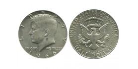 1/2 Dollar Kennedy Etats - Unis Argent
