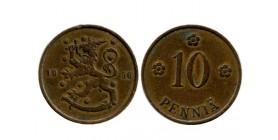 10 Pennia Finlande