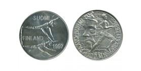100 Marks Finlande Argent