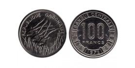 100 Francs Gabon