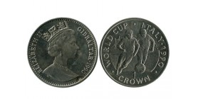 1 Couronne Elisabeth II Gibraltar