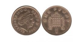 1 Penny Elisabeth II Grande Bretagne