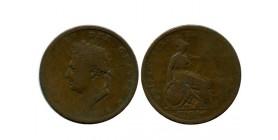 1 Penny Georges IV grande bretagne