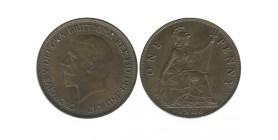 1 Penny Georges V Grande Bretagne