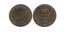 1/2 Farthing Victoria Grande Bretagne