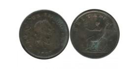 1/2 Penny Georges III Grande Bretagne