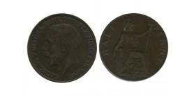 1/2 Penny Georges V Grande Bretagne