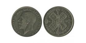 1 Florin Georges V Grande Bretagne Argent - Grande Bretagne
