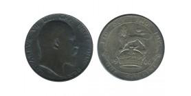 1 Shilling Edouard VII Grande Bretagne Argent - Grande Bretagne