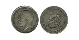 1 Shilling Georges V Grande Bretagne Argent - Grande Bretagne
