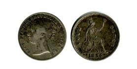4 Pence Victoria grande bretagne argent - grande bretagne