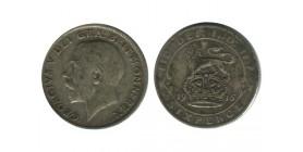 6 Pence Georges V Grande Bretagne Argent - Grande Bretagne