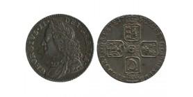 6 Pence Georges III Grande Bretagne Argent - Grande Bretagne