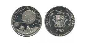250 Francs Guinée Argent