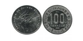 100 Francs Guinée Equatoriale