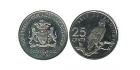 25 Cents Guyana
