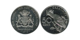 50 Cents Guyana