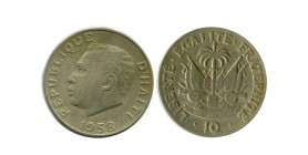 10 Centimes Haîti
