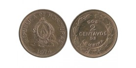 2 Centavos honduras