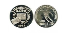 500 Forint Hongrie Argent
