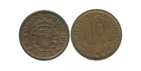 10 Centavos Ile Saint Thomas et Principe