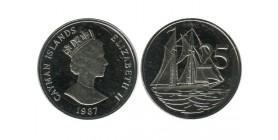 25 Cents Iles Cayman