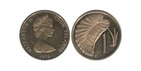 1 Cent Elisabeth II Iles Cook