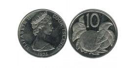 10 Cents Elisabeth II Iles Cook