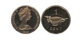 1 Cent Iles Salomon