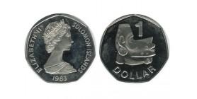 1 Dollar Iles Salomon