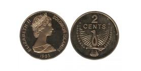 2 Cents Iles Salomon