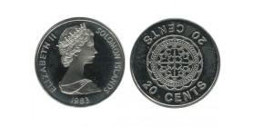 20 Cents Iles Salomon