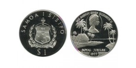 1 Tala Iles Samoa Argent