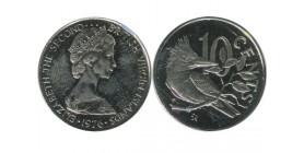 10 Cents Iles Vierges