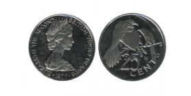 25 Cents Iles Vierges