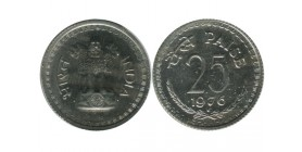 25 Paise Indes - Inde