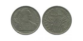 1 Piastre Turin Indochine