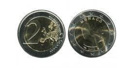 2 Euros Albert II Monaco