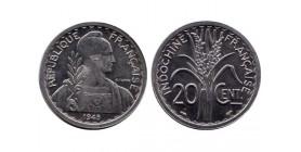 20 Centiemes Turin Indochine
