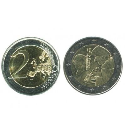 2 Euros Pays-Bas