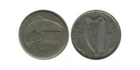 1 Florin Irlande Argent