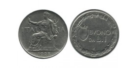 1 Lire Italie - Italie Reunifiee