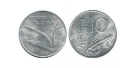 10 Lires Italie - Italie Reunifiee
