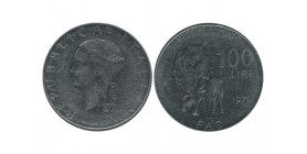 100 Lires Italie - Italie Reunifiee