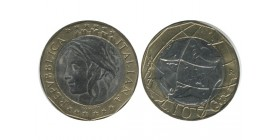 1000 Lires Italie - Italie Reunifiee