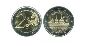 2 Euros Commemoratives Espagne
