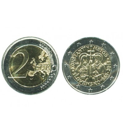 2 Euros Commemoratives Slovaquie
